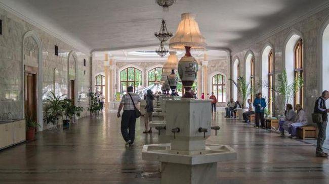 Фото - Кращі готелі Кисловодська: опис, відгуки відвідувачів
