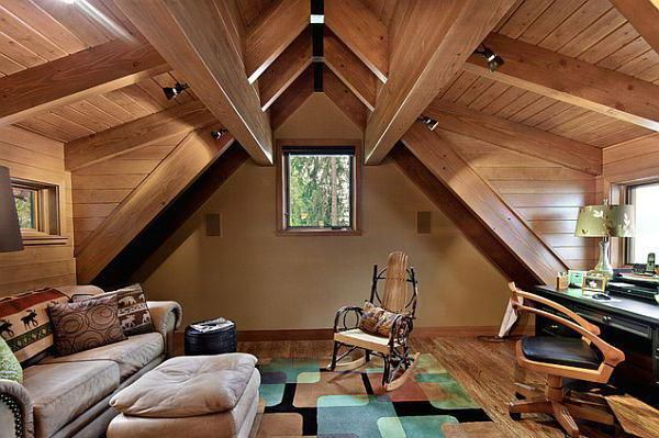 кращі проекти дерев'яних будинків з бруса