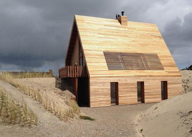 кращі проекти дерев'яних будинків з колоди