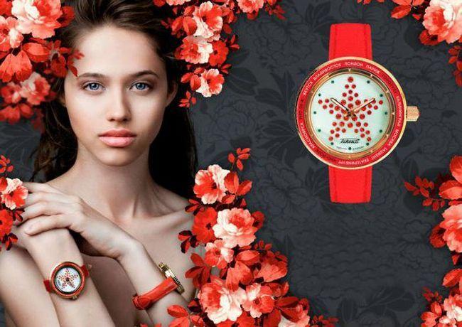 виробники російських годин