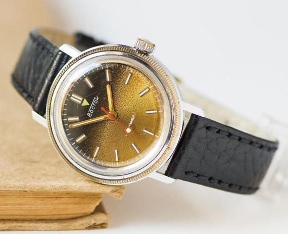 жіночий годинник російських виробників