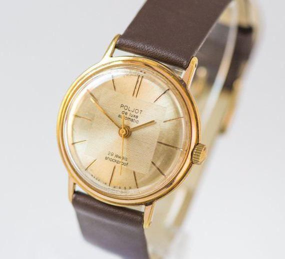 російські виробники чоловічих годинників