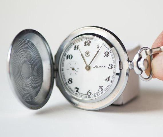 настінні годинники російських виробників