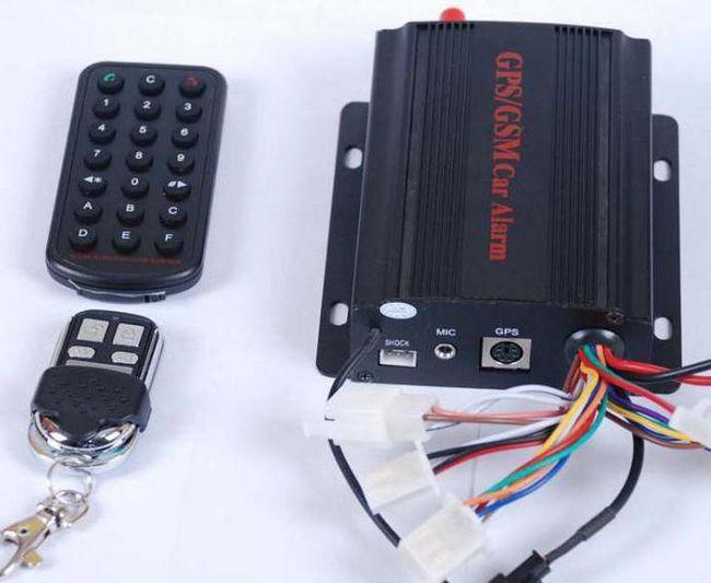 протиугінні пристрої для автомобілів своїми руками