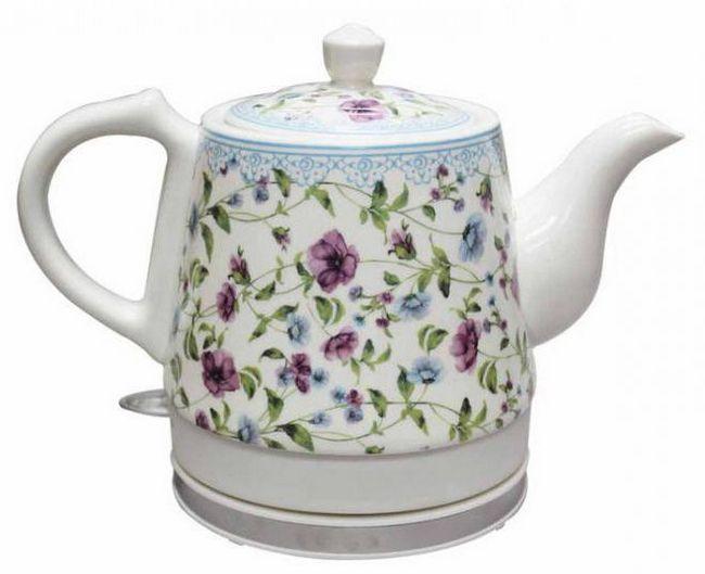 Кращий електричний керамічний чайник