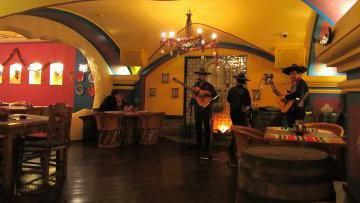 мексиканський ресторан в москві