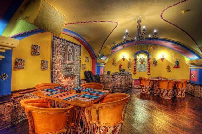 кращий мексиканський ресторан в москві