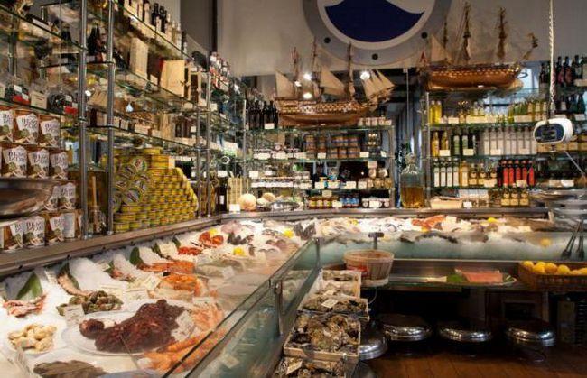Кращі рибні ресторани Москви