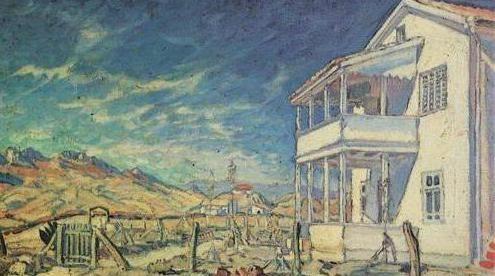 будинок Максиміліана Волошина