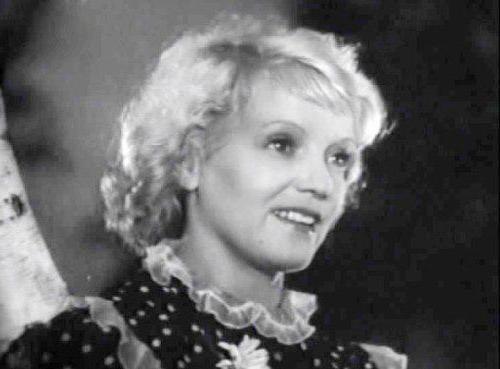 біографія актриси Ладиніної