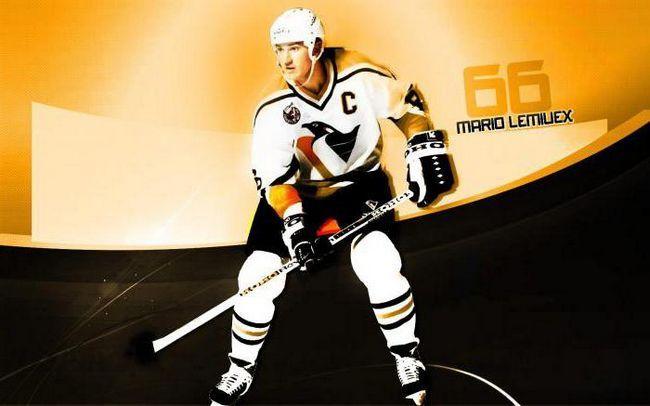 Фото - Маріо Лем'є - канадський хокеїст. Біографія