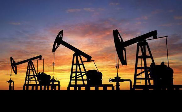 Марки нафти в світі