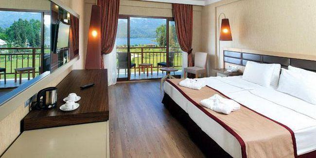 marmaris resort deluxe hotel відгуки