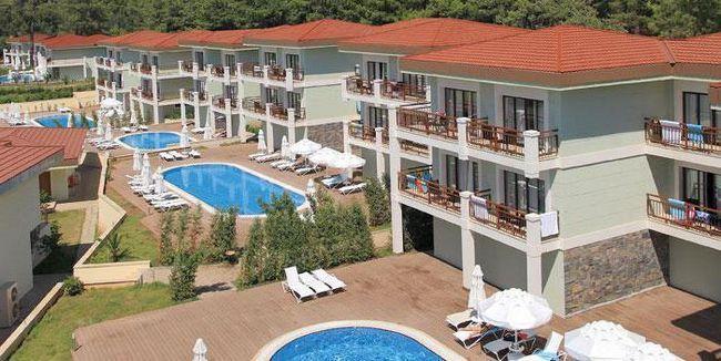 marmaris resort deluxe hotel 5 відгуки