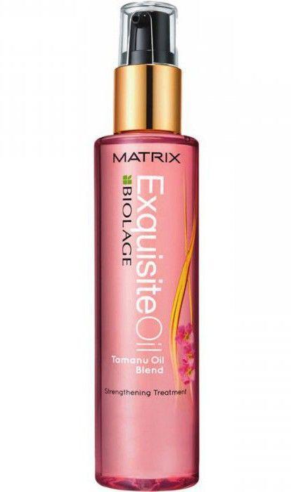 матрикс масло для волосся відгуки