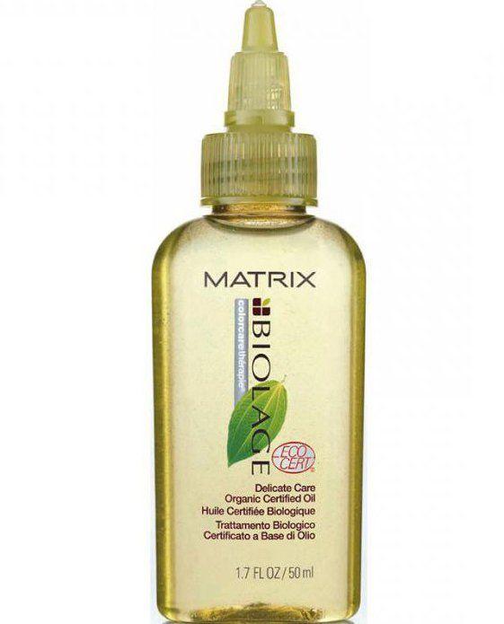 масло для волосся матрикс Біолаж