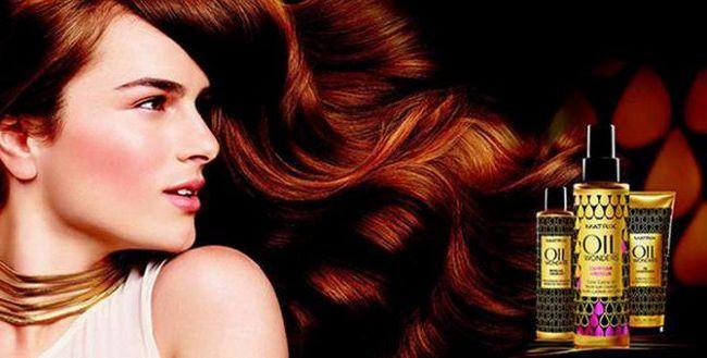 матрикс масло для кінчиків волосся
