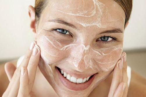 масло ши для обличчя замість крему