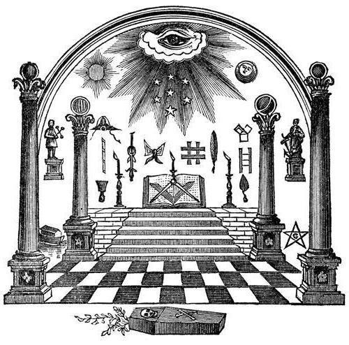 теорія масонської змови