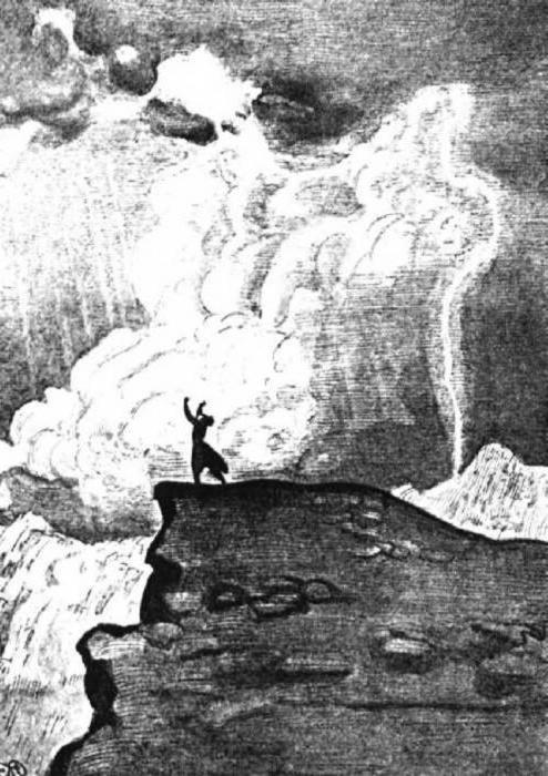 Мцирі як романтичний герой лермонтов