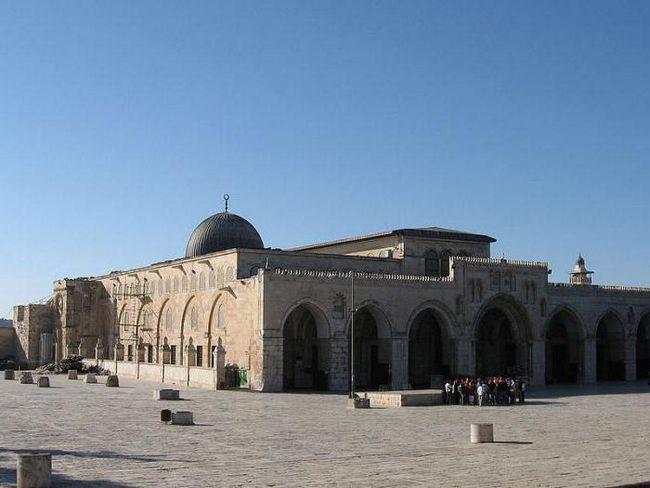 руйнування мечеті омара