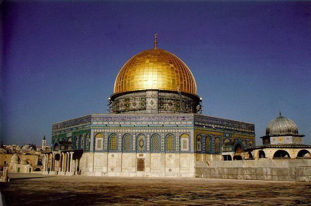 де знаходиться мечеть омара