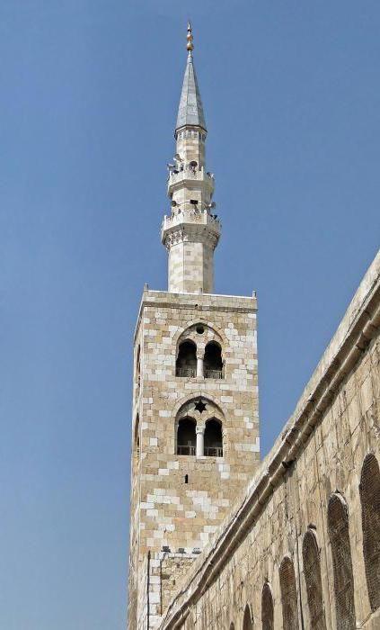 Велика Мечеть пророцтво вежі