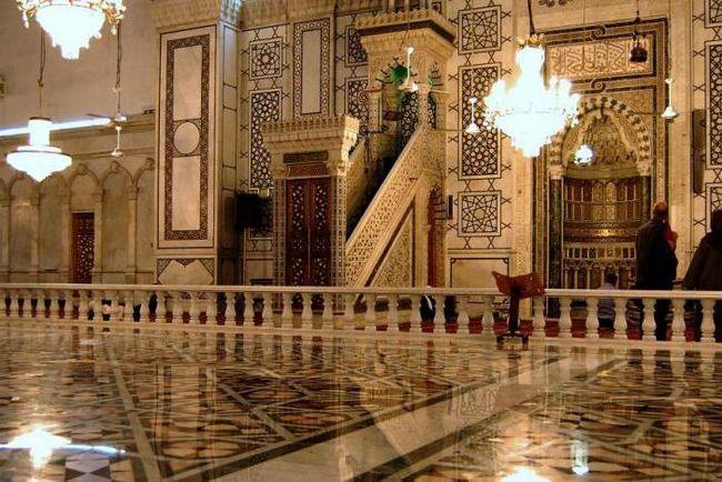 Велика Мечеть дамаск