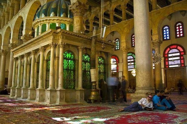 Велика Мечеть левант