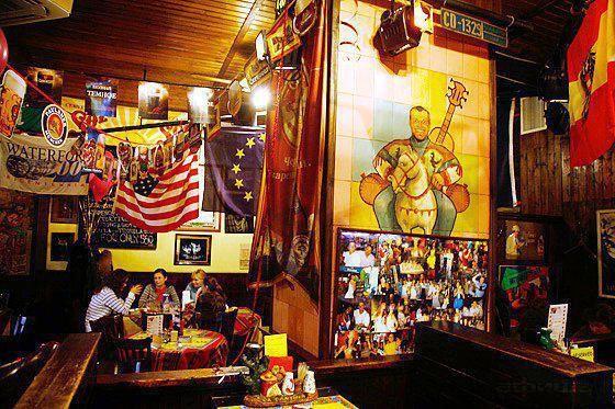мексиканські ресторани в Москві адреси