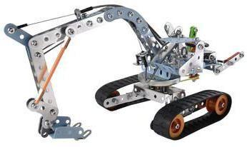 конструктор металевий для дітей від 3 років
