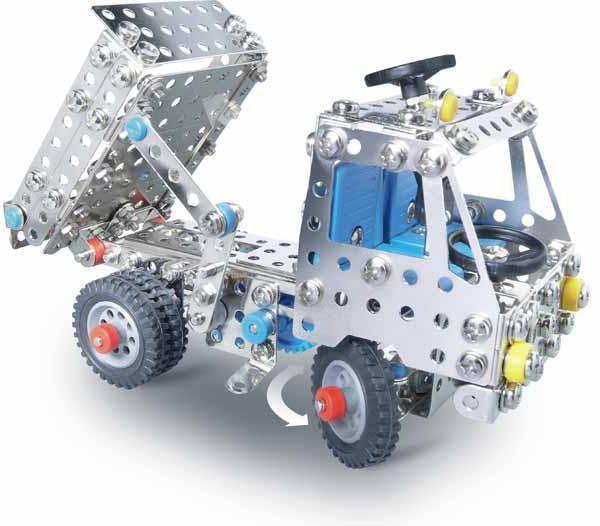 металевий конструктор для дітей від 5 років