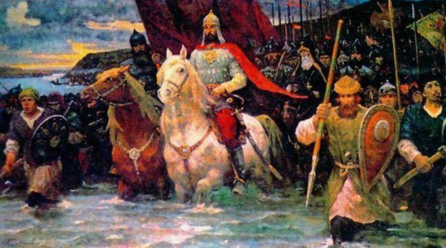 міжусобна війна князів