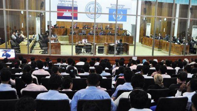 право міжнародних судів