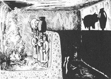 міф про печеру платона короткий зміст