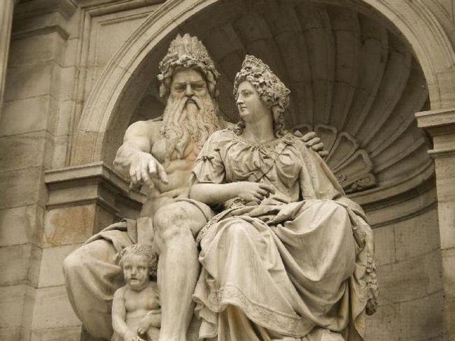 міф про Зевса короткий зміст