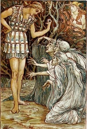 давньогрецькі міфи про Персея