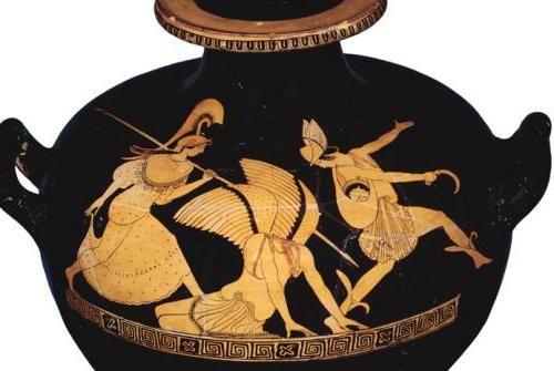 міф про Персея та медузі