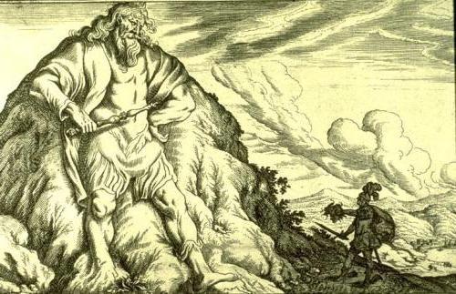 стародавні міфи про Персея