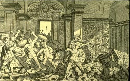 міфи стародавньої греції про Персея