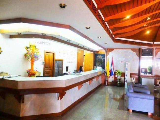 Фото - Mike Hotel Pattaya 3 *: опис готелю, відгуки туристів