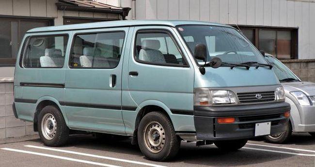 Фото - Мікроавтобуси, всі марки і моделі російських і радянських мікроавтобусів