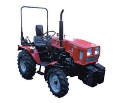 Фото - Міні-трактори МТЗ: технічні характеристики, плюси і мінуси, відгуки