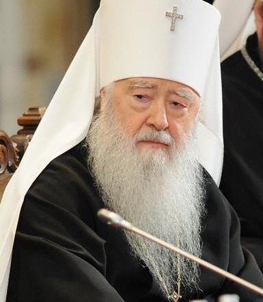 митрополит ювеналій Крутицький і Коломенський відгуки