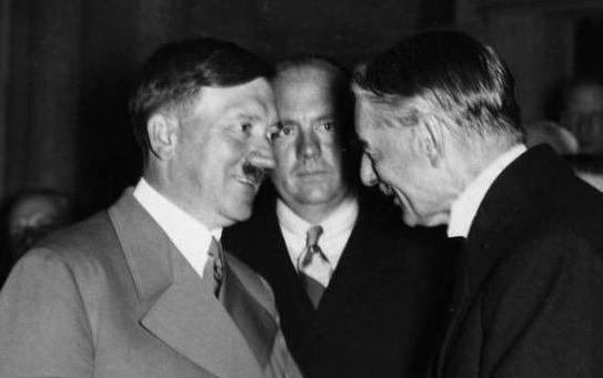 Фото - Мюнхенську змову 1938 г. - зрада чи помилка? Історія