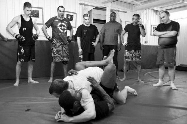 Фото - ММА: тренування бійця в домашніх умовах