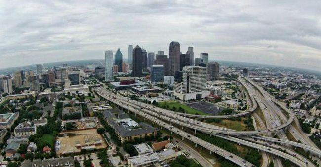 Фото - Багатоликий Даллас. Техас - від ранчо до хмарочосів