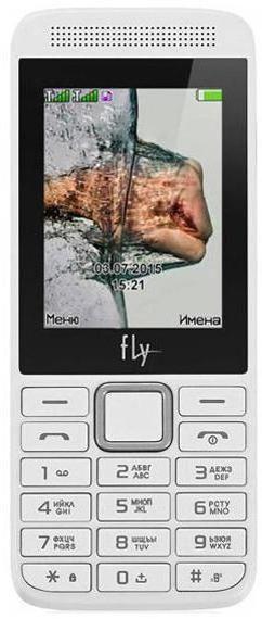 телефон fly ff241 black відгуки