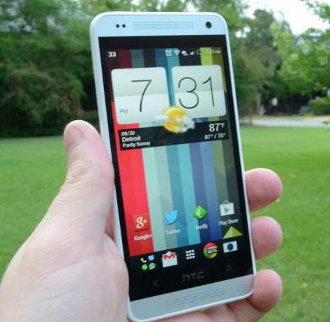 Фото - Мобільний телефон HTC Desire 601: характеристики та відгуки