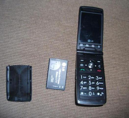 телефон lg kf300